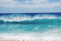 deniz ve doğa