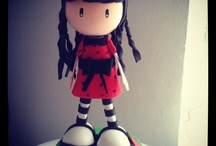 Bonecas EVA / by Rosa Maria Barros