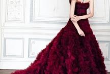 Bordo dress