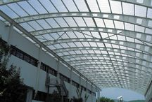 """Car Parking Tensile Structure / Our company """"Ekra Decor Private Limited"""" is offer clients over 18 years of experience in the design, engineering, manufacturing and supplying of permanent fabric tensile structure such as car parking tensile structure,"""