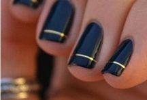 finger nail polish / by Kelly Feeback Toliver