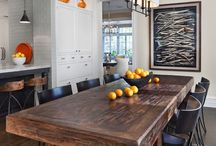 Wooden Kitchen Tables