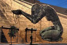 Street Artists Cape Town