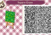 Animal Crossing QR Paths