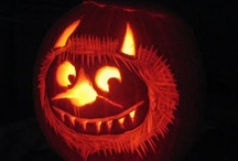 Pumpkin Book Characters / by Victoria Saley @obSEUSSed