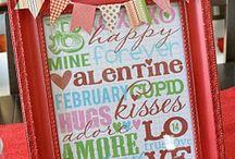 Holidays- Valentine's / by Shanna Lopez