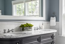 Spaces: Bathroom / Baths, powder rooms, and master suite bathrooms designed by LDa Architecture & Interiors.
