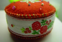 Pin Cushions / by Winona Brewer