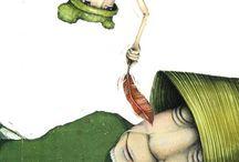 art illustration Sari Airola