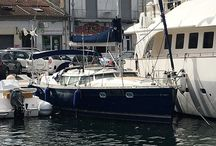 2001 Jeanneau Sun Odyssey 43 DS 'DELOS' for sale