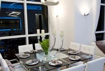 Great dinning room
