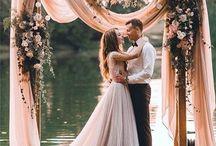 Düğün yeri süsleme