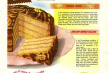 Vintage Recipes ~ Retro Recipes