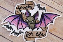 Vampire Bat Tattoo