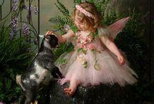andělé a víly