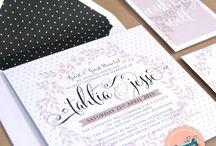 Wedding invite- take two