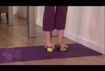 Yoga: Feet: LauraGYOGA / Yoga for the Feet / by Laura Germanio
