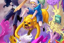 Adventure Time / by Yoshi Ryuu