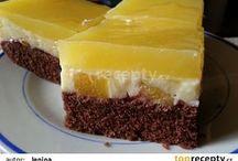 ananasovo pudinkovy kolac