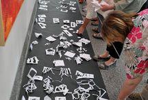 material investigation workshops