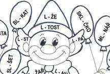 český jazyk 3.třída