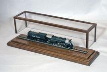 N-Scale Model Train