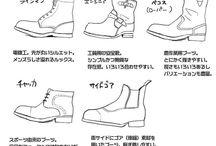 Shoe - drawing