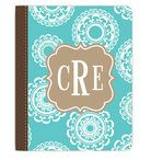 """Monogrammed iPad Mini Case  / Three Hip Chicks monogrammed iPad mini folio cases add the ultimate in personalized style and durablity to your iPad mini. Our monogrammed iPad mini folio cases not only look great, but add that premium style and """"Hip Chick"""" flair that great technology deserves."""