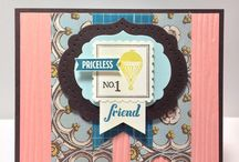 Stampin up postage collection
