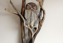 drift wood crafts