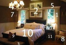 Bedroom / by Shelli Runnels Randall
