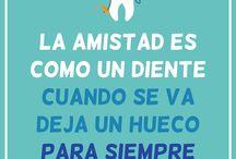Recursos RRSS Dental / Imágenes para compartir en tus RRSS sobre salud dental, odontología...