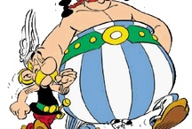 The Adventures of Asterix / ...is a series of French comics written by René Goscinny and illustrated by Albert Uderzo.