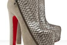 Shoes / by Tawanda Jones-Dickinson