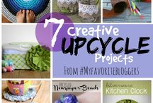 Upcycle furniture & art