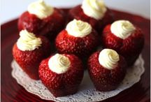 Valentine's Day Treats / Great recipes for sweet treats for you and your sweetie!