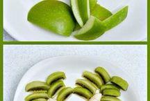 Φρούτο σαλάτες