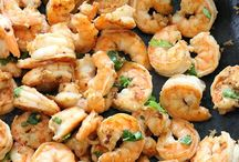Healthy - seafood