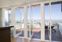 Balcony Doors / We design and manufacture beautiful balcony doors..