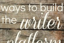 Nonwriting writer essentials / Writer marketing tools, tips and motivations
