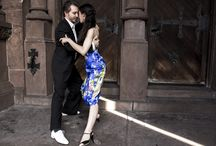 Photos of Adam and Tilly / Photos of world renowned Boston Tango Teachers Adam Cornett and Tilly Kimm