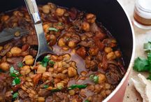 {Stews & Chili} / Stews, chilis, braised meats...