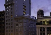 Taj Campton Place, San Francisco / Taj Campton Place, the quintessential landmark San Francisco boutique hotel on Union Square, is now a part of the legendary Taj family of hotels. Located along Stockton Street at the prestigious Union Square. / by Taj Hotels Resorts and Palaces