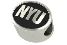 New York NYU Jewelry / Our New York Violets Store has a huge selection of NYU Jewelry along with a huge selection of Charms and Bracelets. This coupled with our competitive prices for Violets Jewelry is why we are the fastest growing college jewelry online store. Make CollegeJewelry.com your destination for New York University Jewelry and your source for products that express your NYU pride. Shop Collegejewelry.com for officially licensed college beads and charms