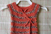BABY Crochet / by Rhonda Butler