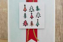 Watercolour Christmas Kit