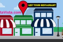 Submit your restaurant Free / Submit your restaurant Free. Restaurant Marketing, Restaurant Advertising, Restaurant Guide, Restaurant Directory, restavista.com, RestaVista, get listed free, add your restaurant, top rated restaurants