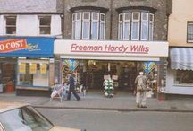 London Shops.