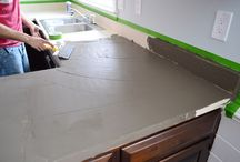 Cement counter