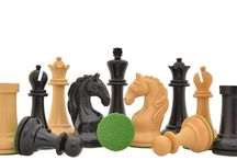 Reproduced 1963-1966 Piatigorsky Cup Staunton Pattern Chess Set by chessbazaar / Whether you are a collector or you are simply looking for a unique chess set, The Piatigorsky Chess Set truly stands out from the other traditional chess sets.